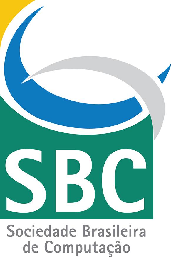 Site da Sociedade Brasileira de Computação